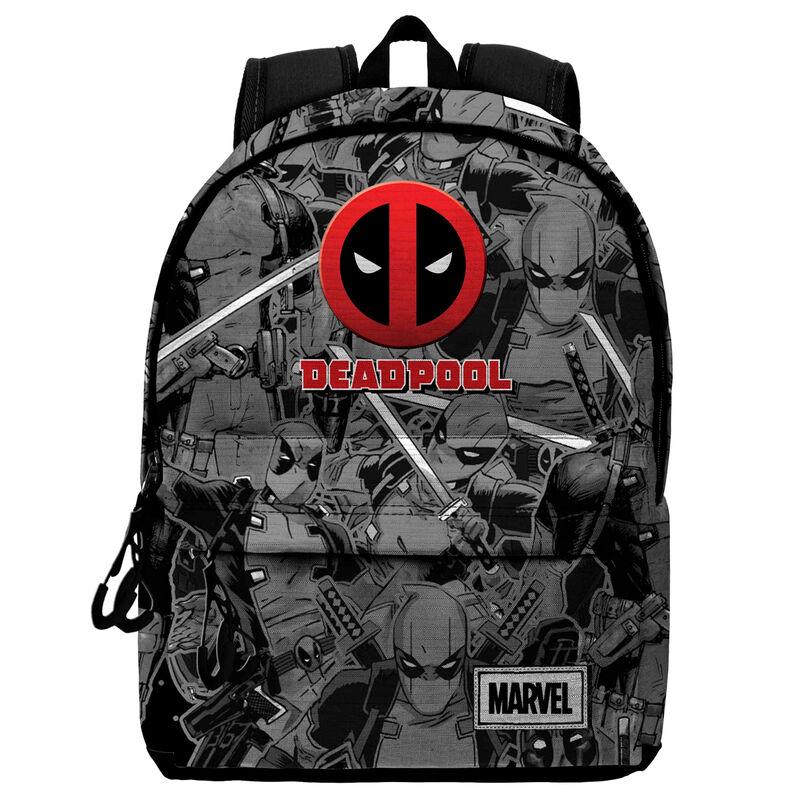 Photo du produit Sac à dos Antihero Deadpool Marvel adaptable 45cm