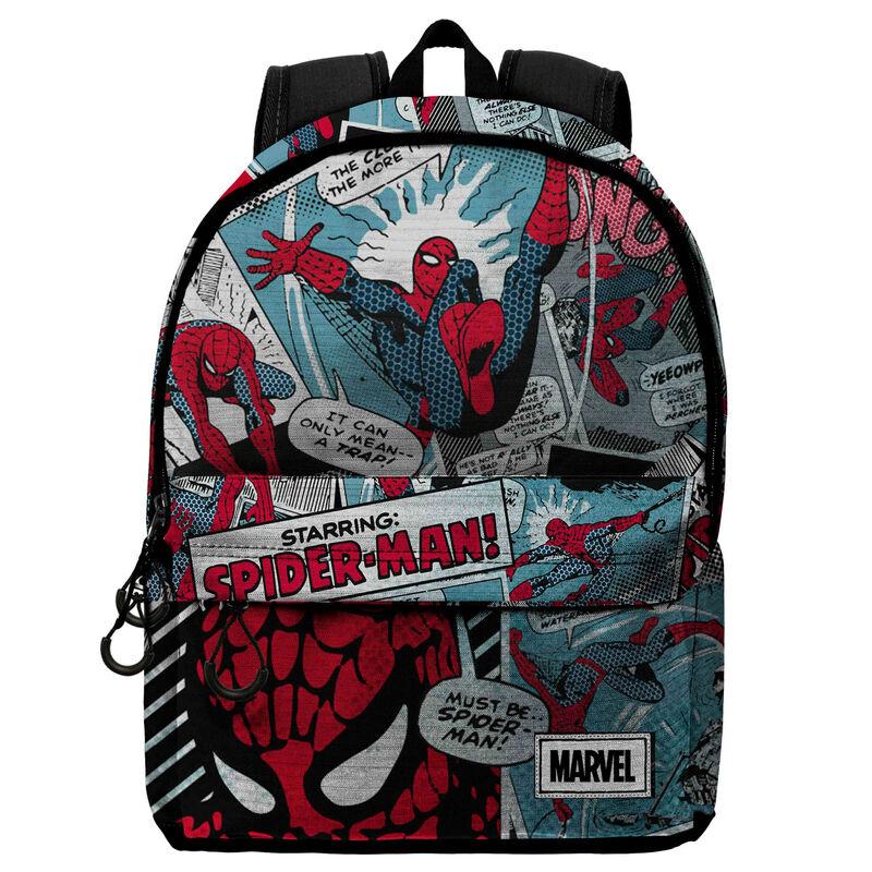 Photo du produit Sac à dos Brush Spiderman Marvel 45cm