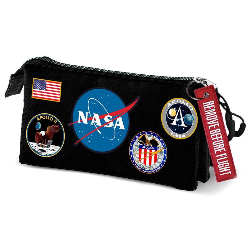 Photo du produit TROUSSE HOUSTON NASA TRIPLE NOIRE