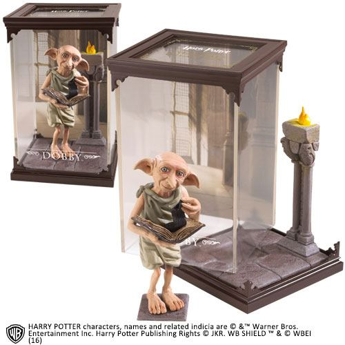 Photo du produit HARRY POTTER STATUETTE MAGICAL CREATURES DOBBY 19 CM