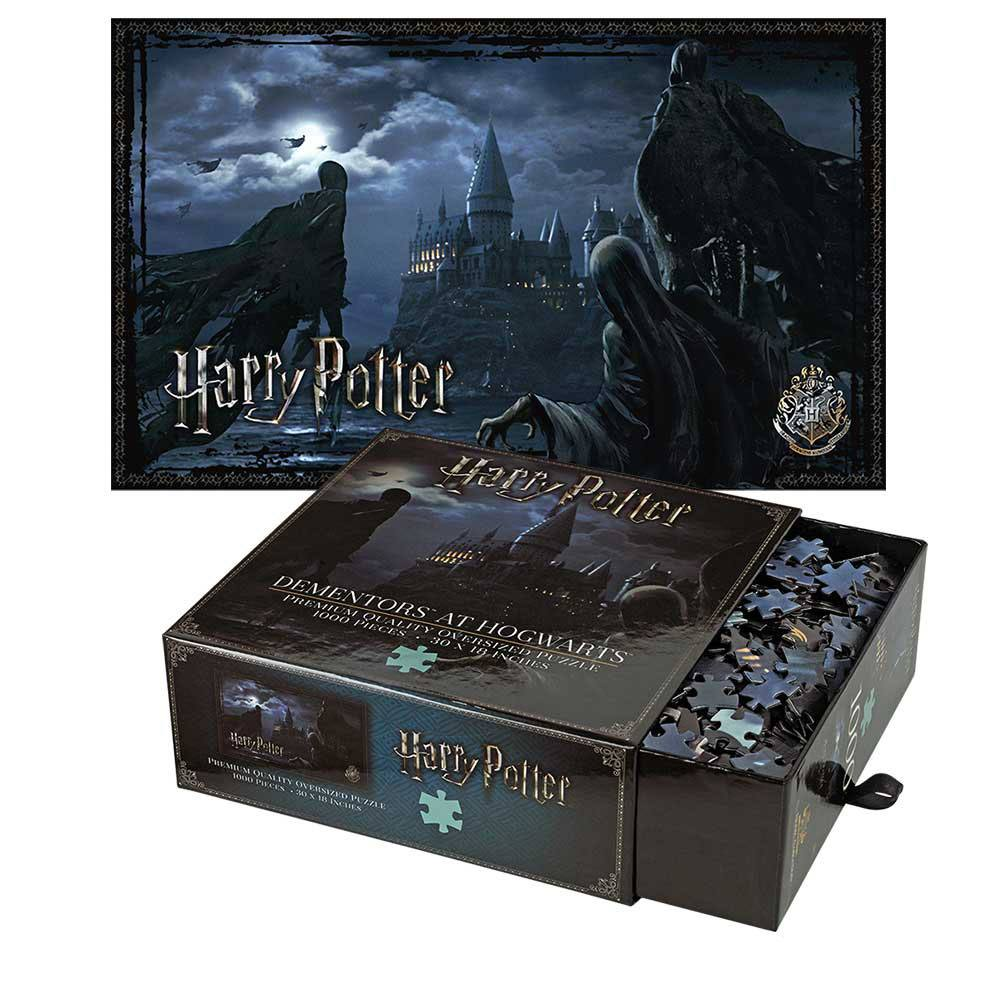 Photo du produit HARRY POTTER PUZZLE DEMENTORS AT HOGWARTS