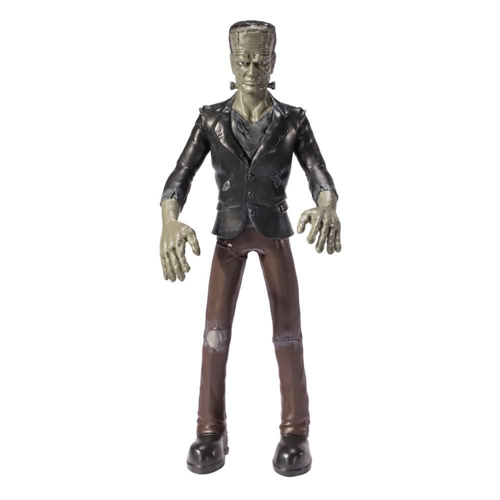 Photo du produit Universal Monsters figurine flexible Bendyfigs Frankenstein 14 cm