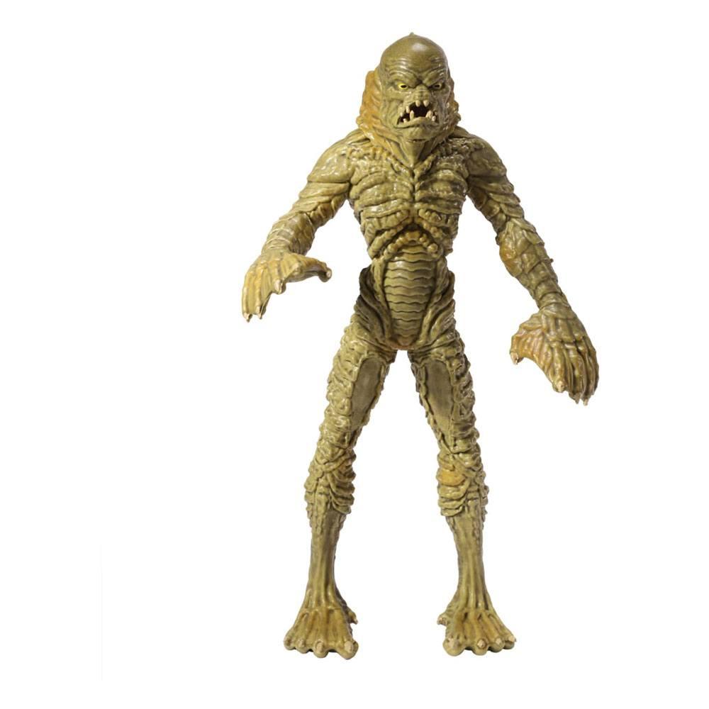 Photo du produit Universal Monsters figurine flexible Bendyfigs Creature from the Black Lagoon 14 cm