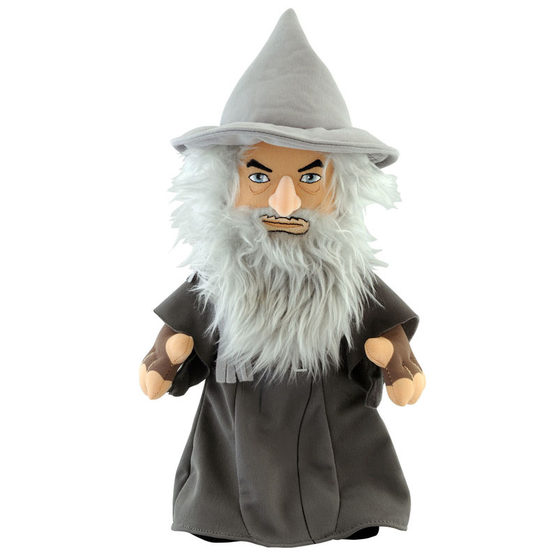 Photo du produit PELUCHE GANDALF THE HOBBIT 25CM