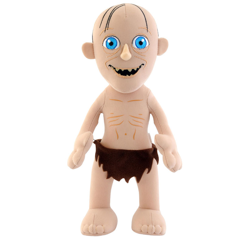 Photo du produit PELUCHE GOLLUM THE HOBBIT 25CM