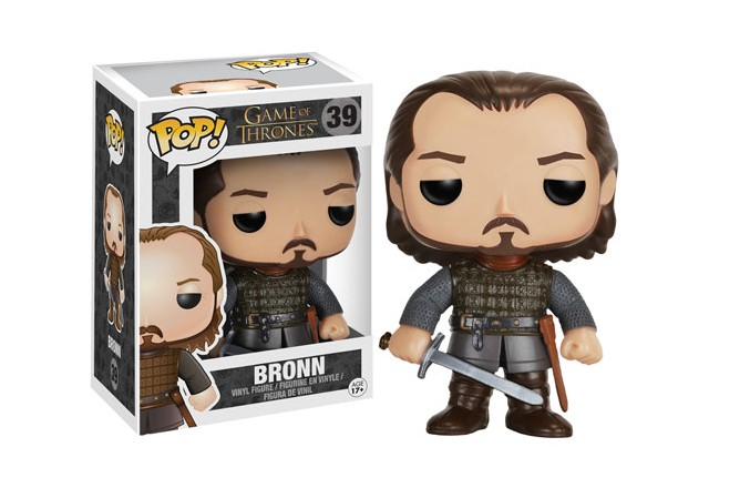 Photo du produit FUNKO POP BRONN GAME OF THRONES