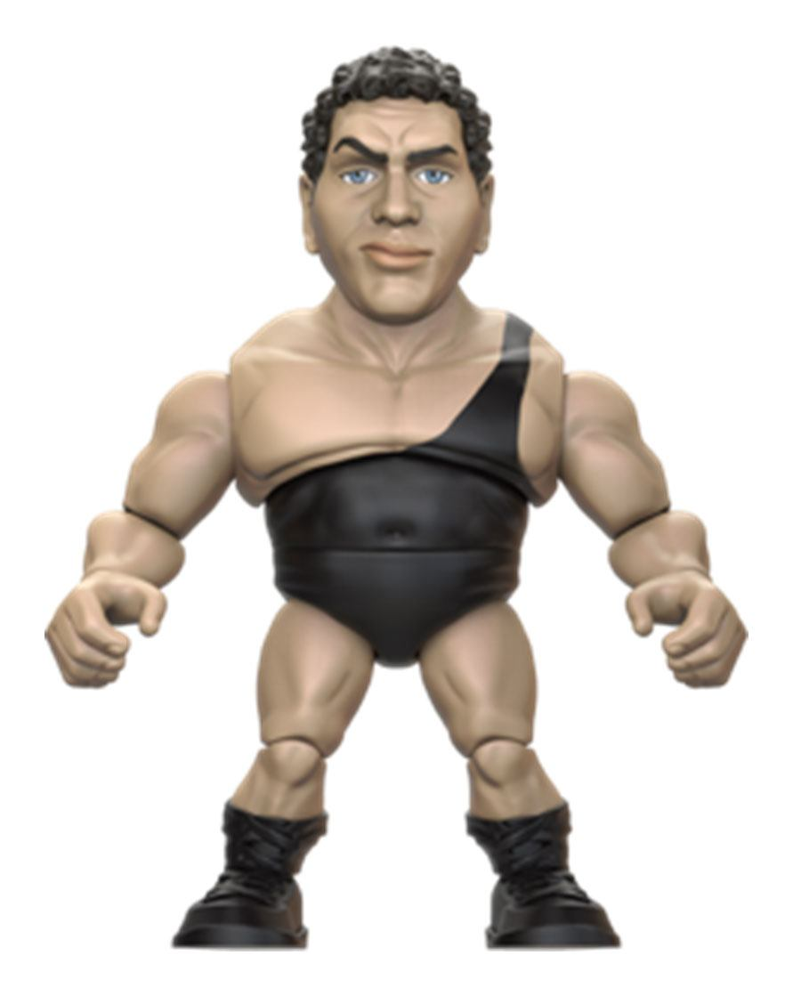 Photo du produit WWE FIGURINE ACTION VINYLS 8 CM ANDRE THE GIANT