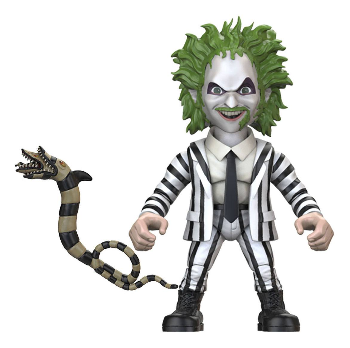 Photo du produit BEETLEJUICE FIGURINE ACTION VINYLS 8 CM BEETLEJUICE