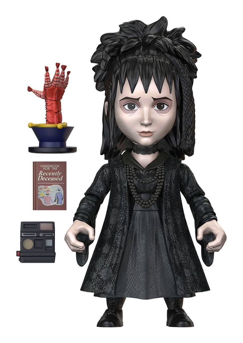 Photo du produit BEETLEJUICE FIGURINE ACTION VINYLS 8 CM LYDIA DEETZ