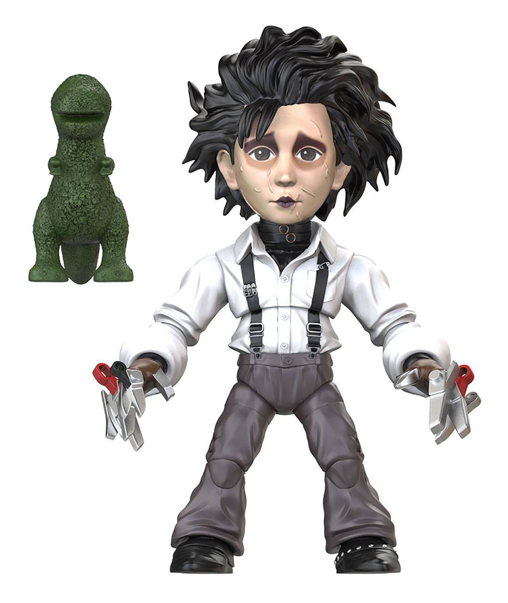 Photo du produit EDWARD AUX MAINS D´ARGENT FIGURINE ACTION VINYLS 8 CM EDWARD