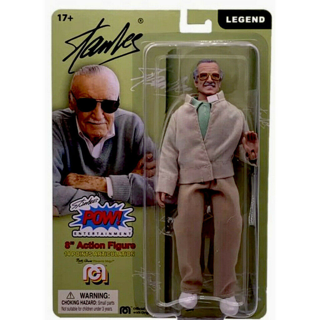 Photo du produit MARVEL FIGURINE STAN LEE 20 CM