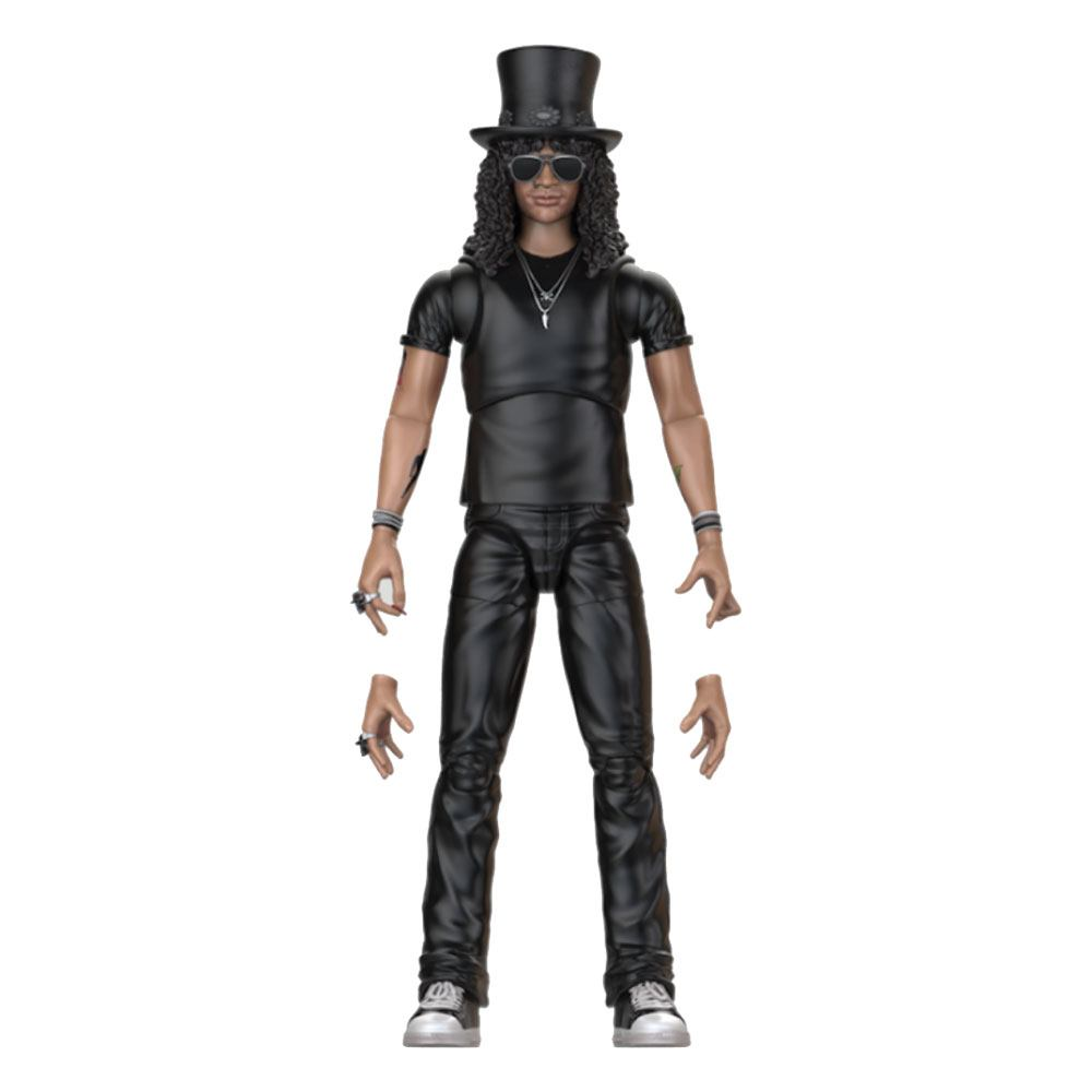Photo du produit Guns N' Roses figurine BST AXN Slash 13 cm