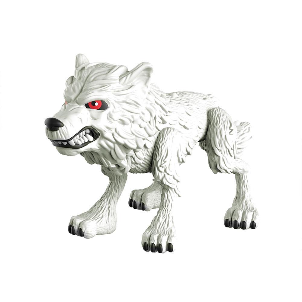 Photo du produit GAME OF THRONES VINYL FIGURINE GHOST (WOLF) GITD