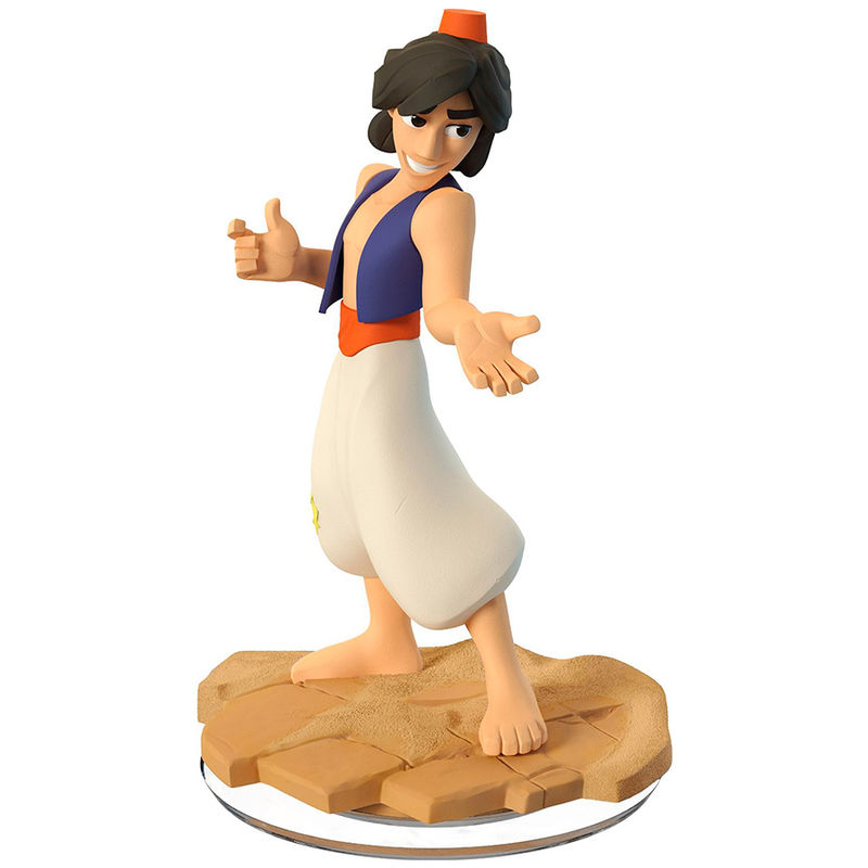 Photo du produit FIGURINE DISNEY INFINITY 2.0 ALADDIN 10CM