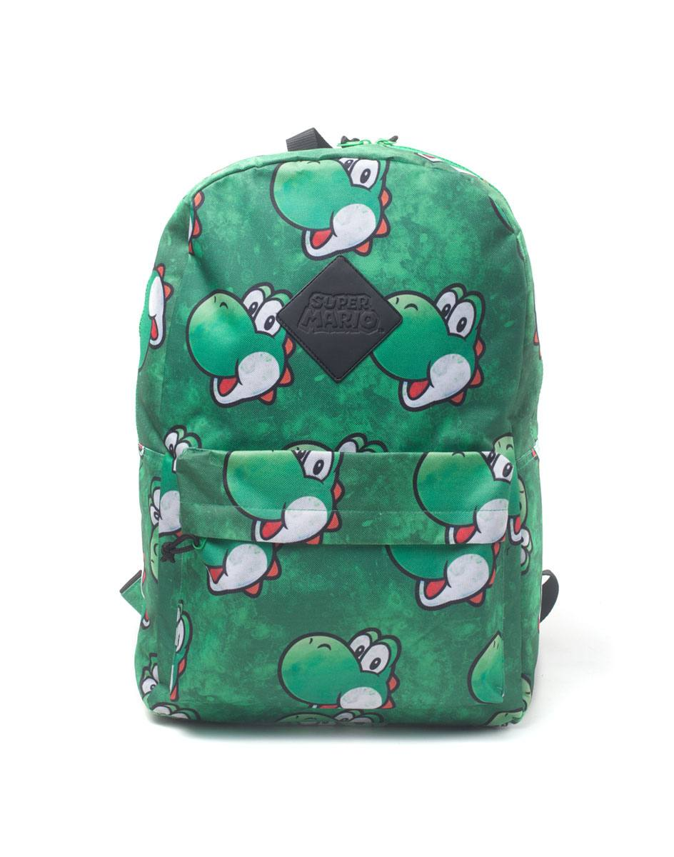 Photo du produit NINTENDO SAC À DOS YOSHI FACE SUBLIMATION PRINT