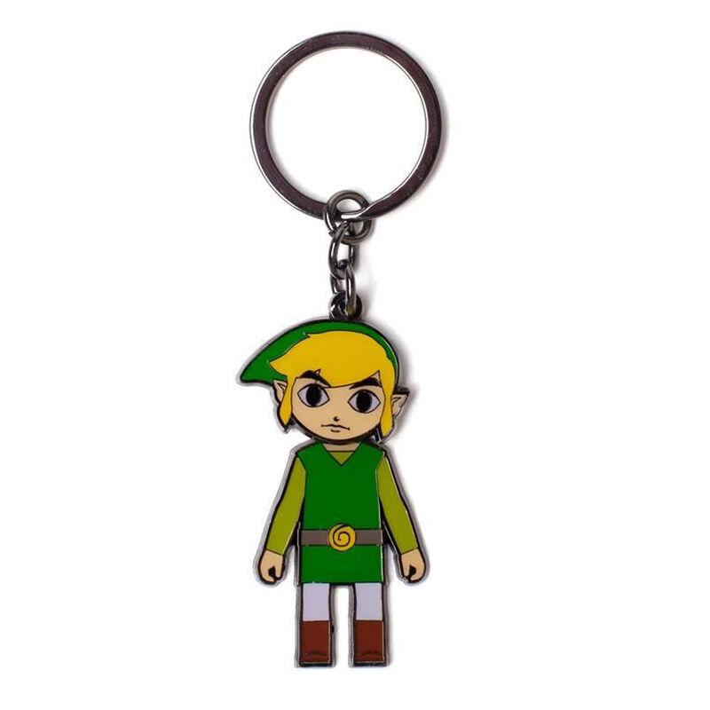 Photo du produit Porte clé Link Zelda Nintendo