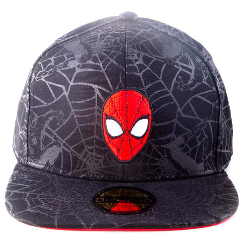 Photo du produit CASQUETTE SPIDERMAN MARVEL