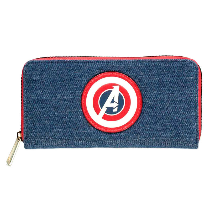 Photo du produit PORTEFEUILLE AVENGERS MARVEL