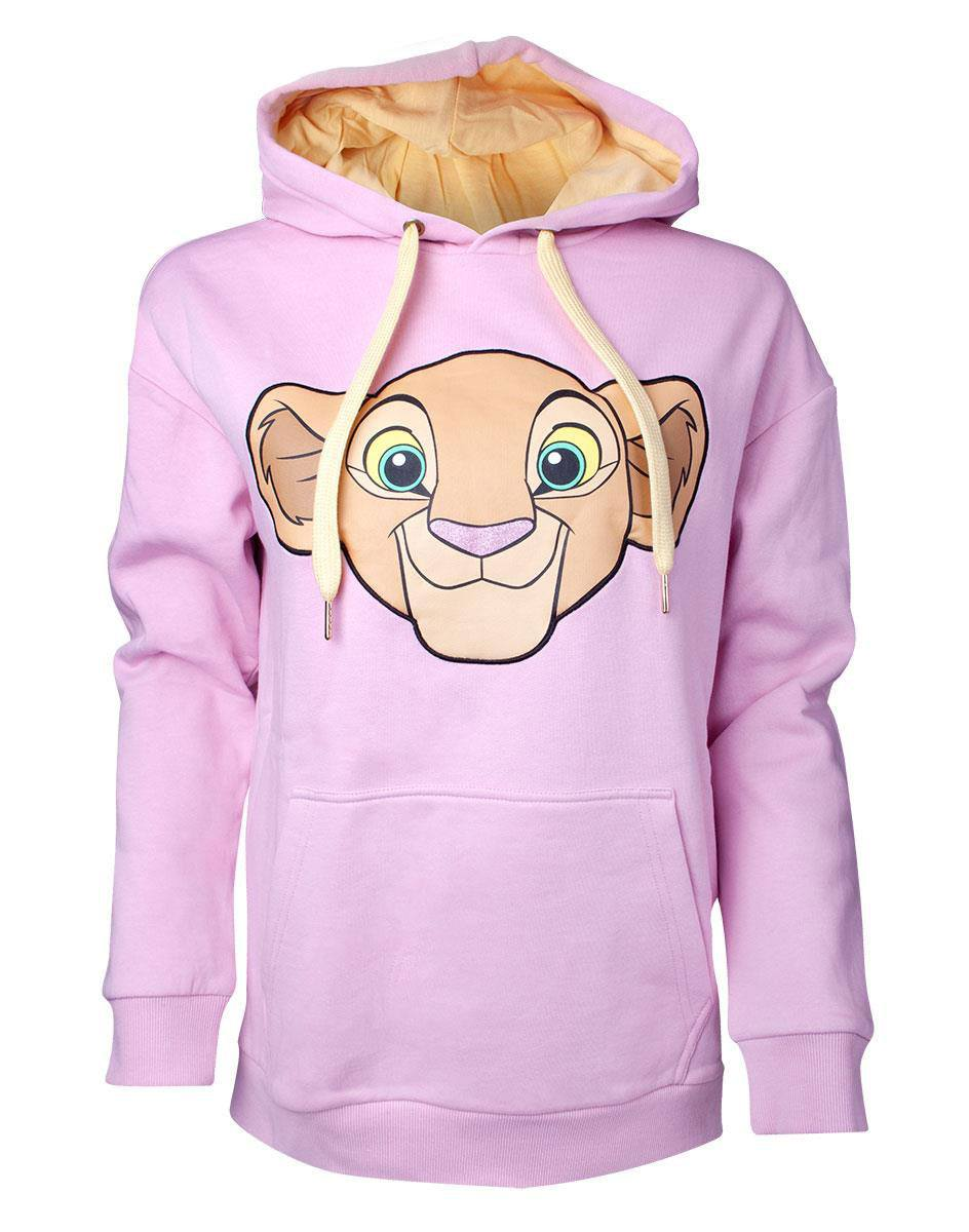 Photo du produit LE ROI LION SWEATER A CAPUCHE FEMME NALA