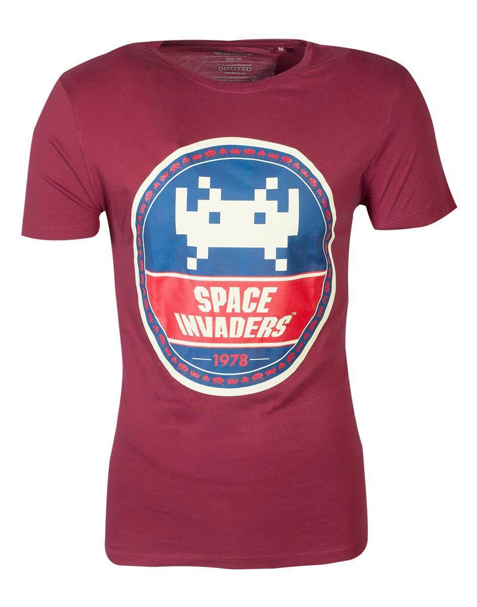 Photo du produit SPACE INVADERS T-SHIRT ROUND INVADER