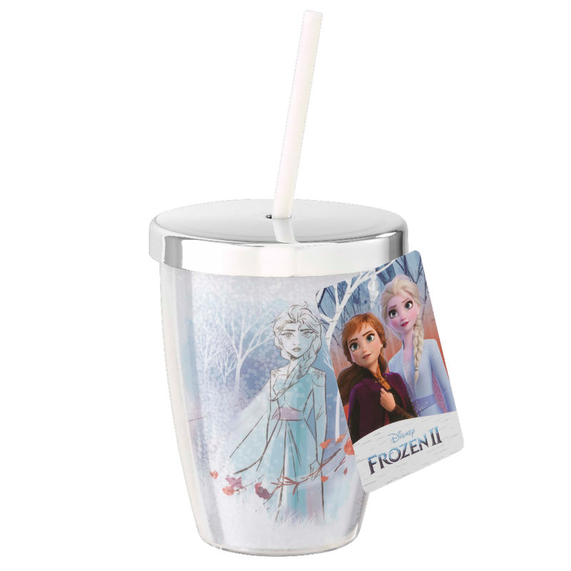 Photo du produit LA REINE DES NEIGES 2 GOBELET FEARLESS