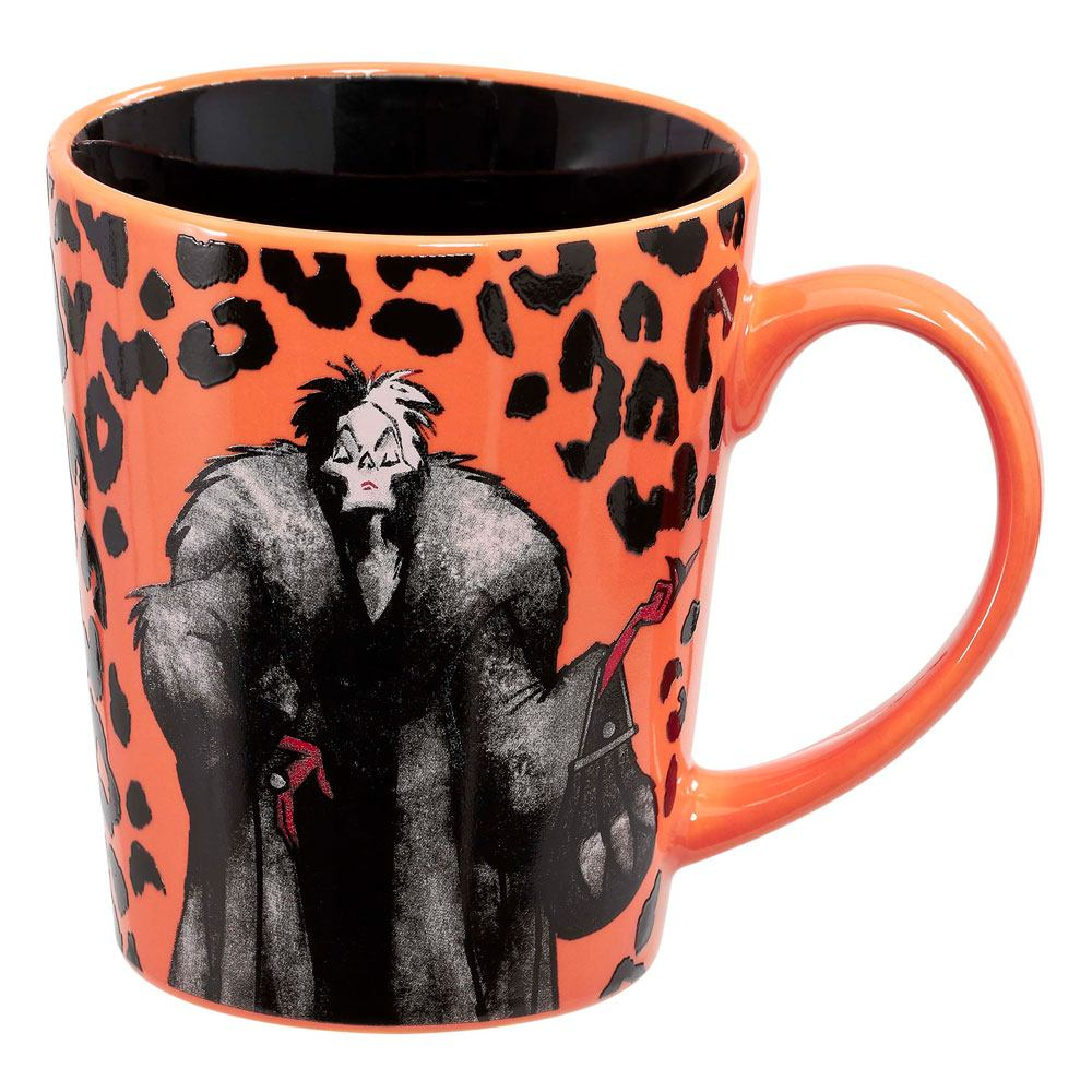 Photo du produit FUNKO DISNEY VILLAINS MUG CRUELLA DE VIL