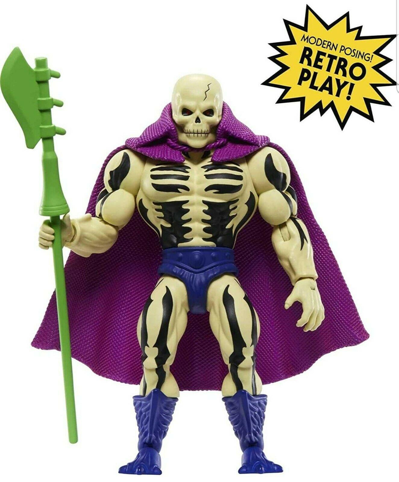 Photo du produit Masters of the Universe Origins 2020 figurine Scare Glow 14 cm
