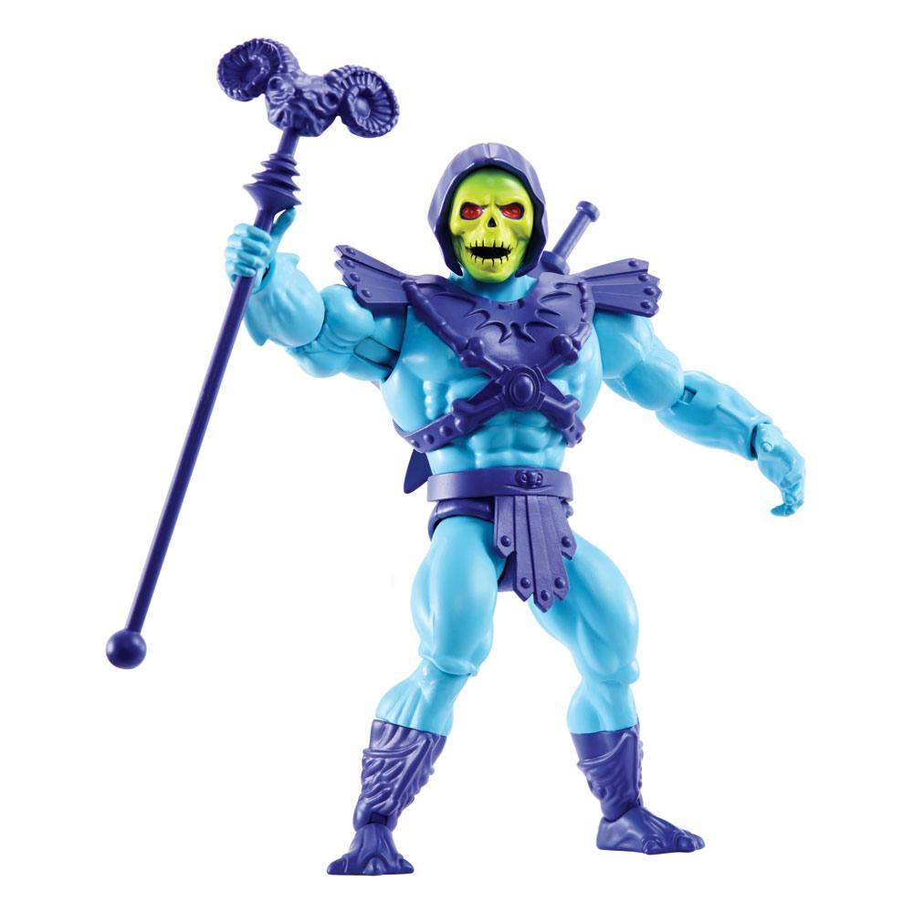 Photo du produit Masters of the Universe Origins 2020 figurine Skeletor 14 cm
