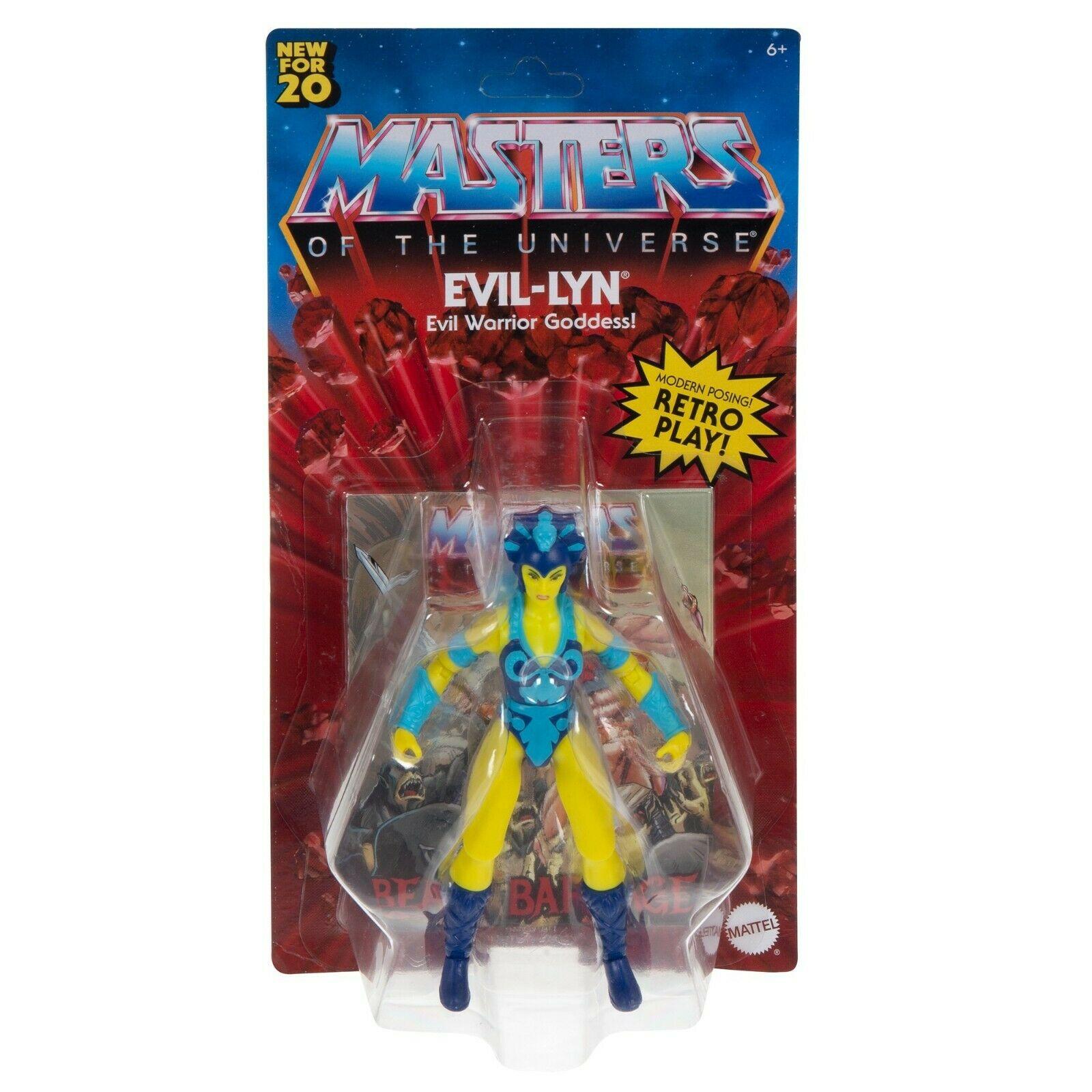 Photo du produit Masters of the Universe Origins 2020 figurine Evil-Lyn 14 cm