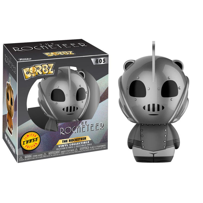 Photo du produit FIGURINE FUNKO DORBZ SCI FI SERIES THE ROCKETEER CHASE