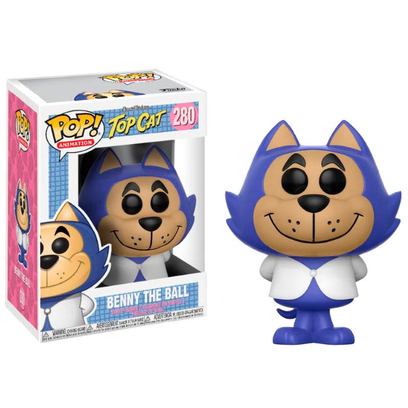 Photo du produit FUNKO POP TOP CAT BENNY THE BALL