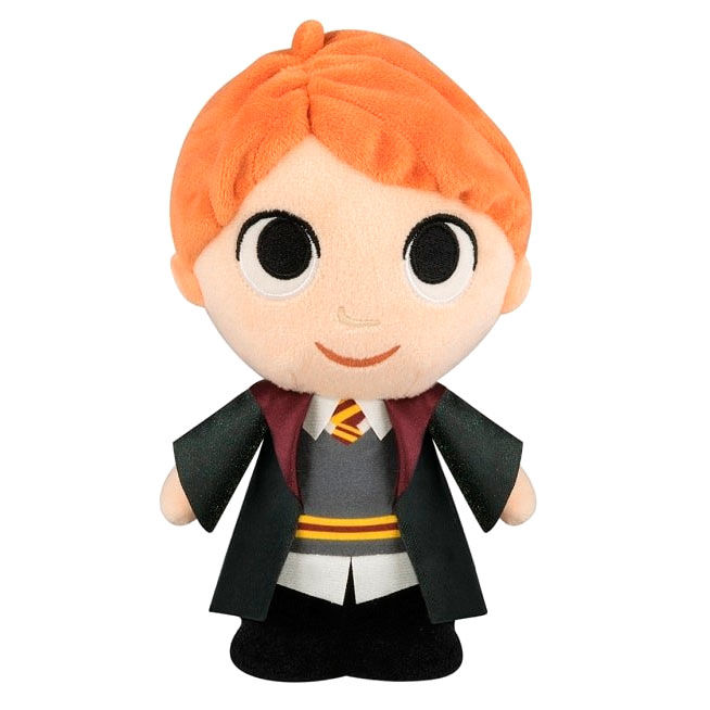 Photo du produit PELUCHE HARRY POTTER RON WEASLEY 18CM