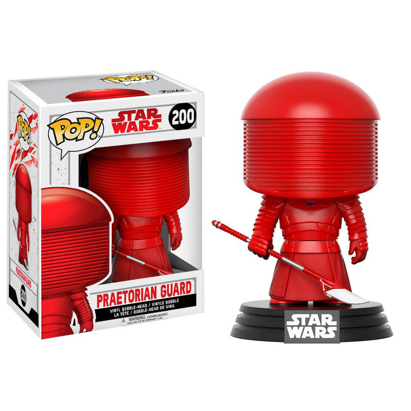 Photo du produit FUNKO POP STAR WARS EPISODE VIII PRAETORIAN GUARD