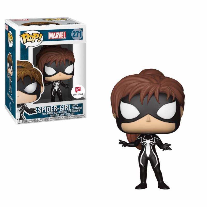 Photo du produit FUNKO POP MARVEL SPIDER-GIRL ANYA CORAZON EXCLUSIVE