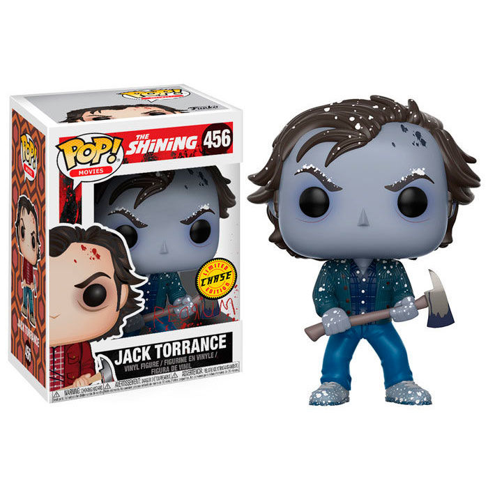 Photo du produit FUNKO POP THE SHINING JACK TORRANCE CHASE EXCLUSIVE