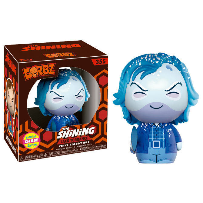 Photo du produit FIGURINE VINYL DORBZ THE SHINING JACK TORRANCE CHASE