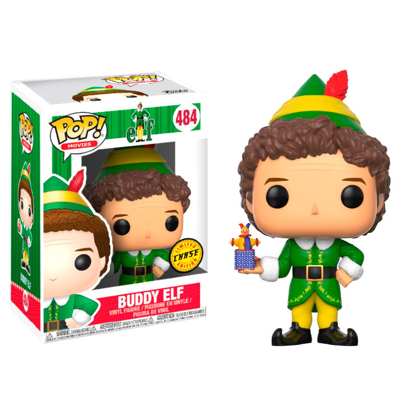 Photo du produit FIGURINE FUNKO POP ELF BUDDY CHASE EXCLUSIVE