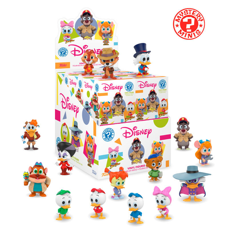Photo du produit MYSTERY MINIS DISNEY AFTERNOON (12 BOITES MYSTERES + PRESENTOIR)
