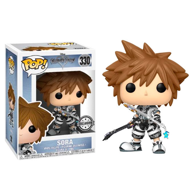 Photo du produit FIGURINE FUNKO POP KINGDOM HEARTS SORA GEAR EXCLUSIVE