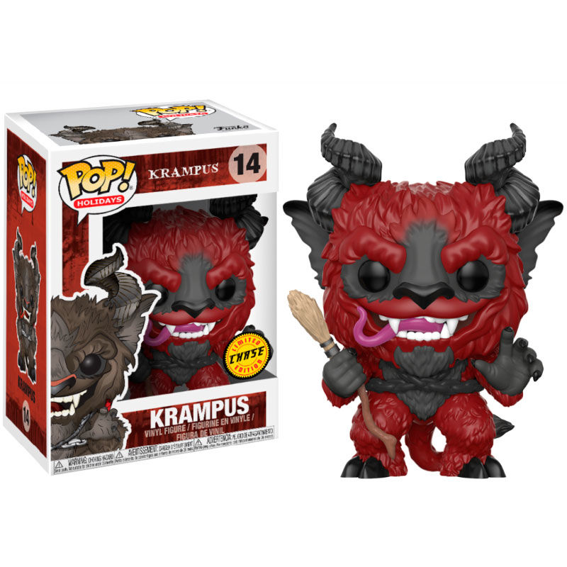 Photo du produit FIGURINE FUNKO POP KRAMPUS CHASE