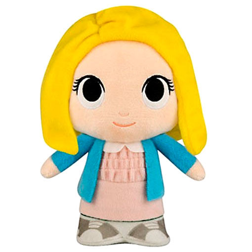 Photo du produit PELUCHE STRANGER THINGS ELEVEN WITH WIG