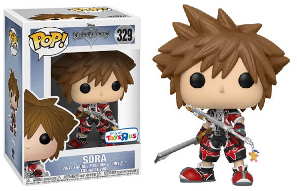 Photo du produit FUNKO POP DISNEY KINGDOM HEARTS SORA BRAVE EXCLUSIVE