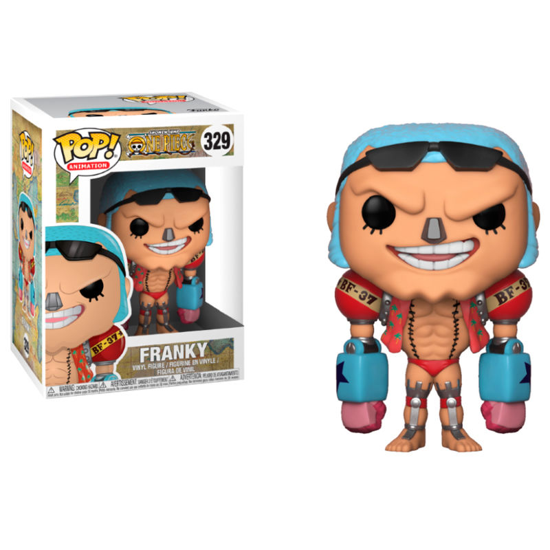 Photo du produit FUNKO POP ONE PIECE FRANKY