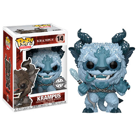 Photo du produit FUNKO POP KRAMPUS FROZEN EXCLUSIVE