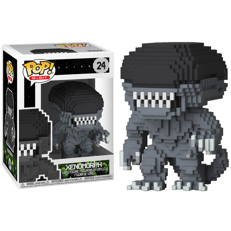 Photo du produit FUNKO POP ALIEN 8-BIT ALIEN