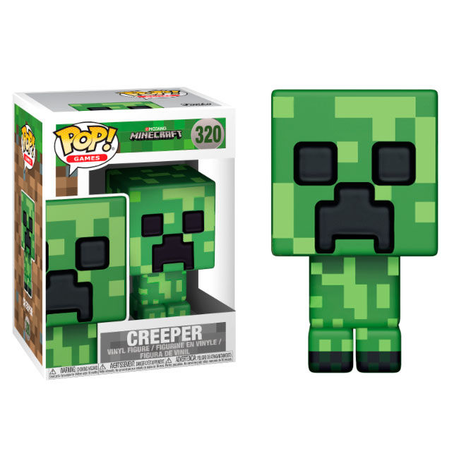 Photo du produit FUNKO POP MINECRAFT CREEPER