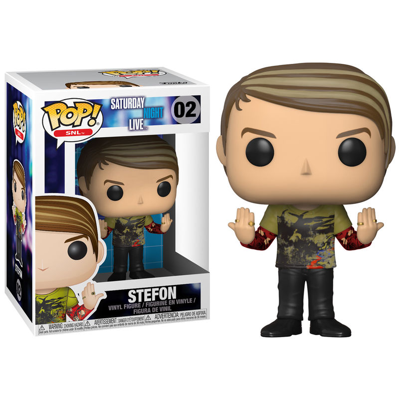 Photo du produit FIGURINE FUNKO POP SATURDAY NIGHT LIVE STEFON