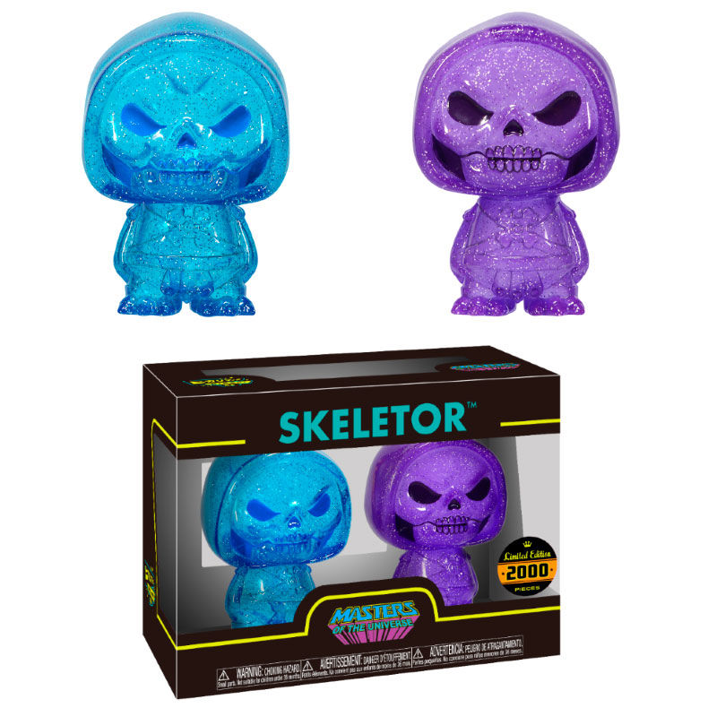 Photo du produit FIGURINES HIKARI MASTERS OF THE UNIVERSE SKELETOR BLUE PURPLE