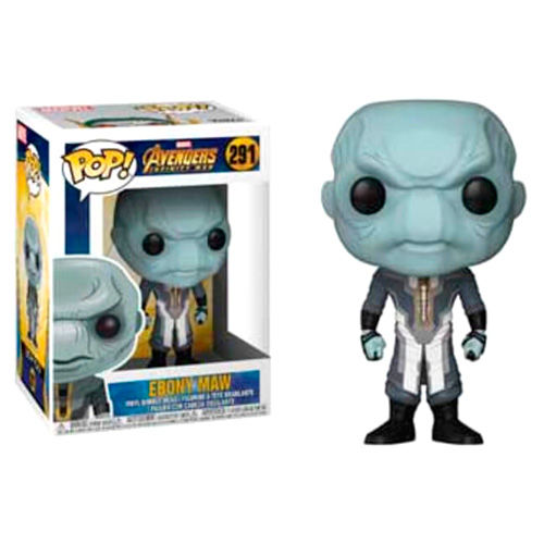 Photo du produit FIGURINE FUNKO POP AVENGERS INFINITY WAR EBONY MAW 9 CM