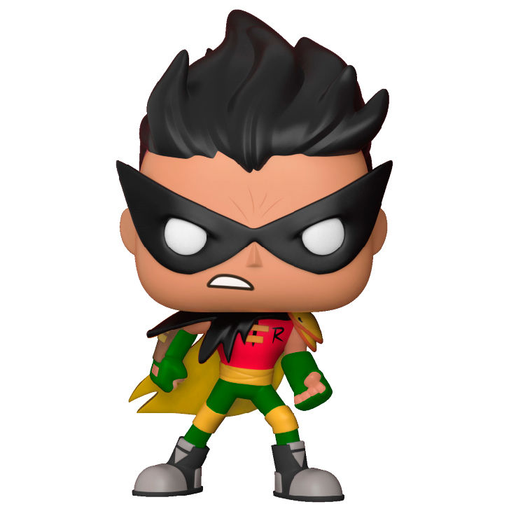Photo du produit FUNKO POP ROBIN - TEEN TITANS GO! THE NIGHT BEGINS TO SHINE